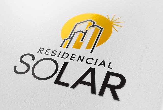 Logo Residencial Solar